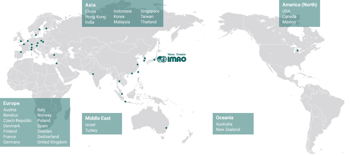 Distributors | IMAO CORPORATION